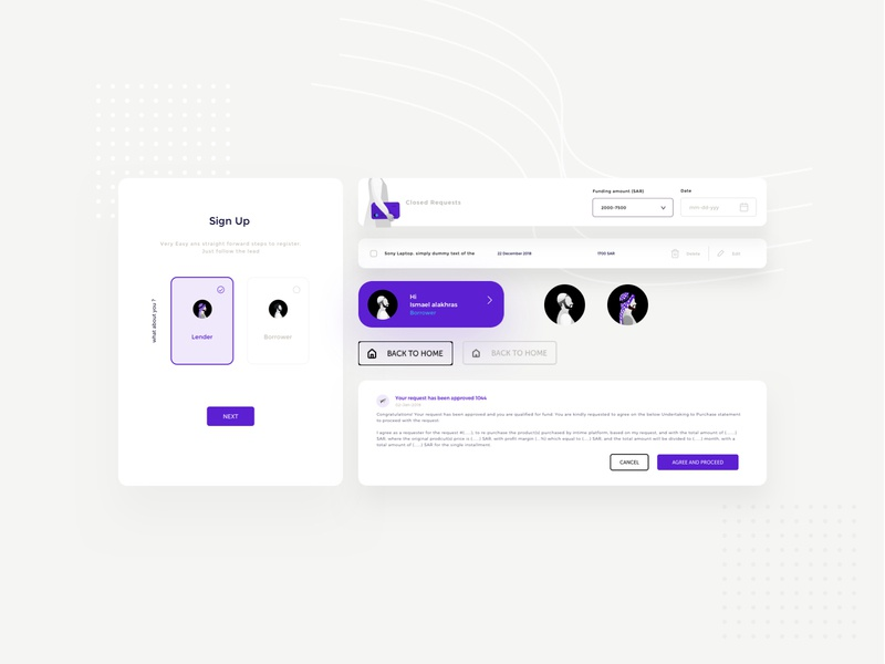 UI components ui kit component library webappication designs interfacedesign ui sketch designsystem components
