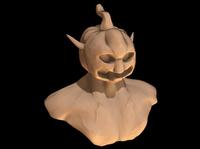 Speed Sculpting - Halloween
