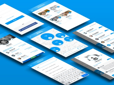 Try My Hybride interaction pins ux ui design material map mobile hybride car share