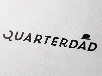 Quarterdad Logo