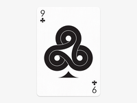 9 of Clubs for Playing Arts Special Edition