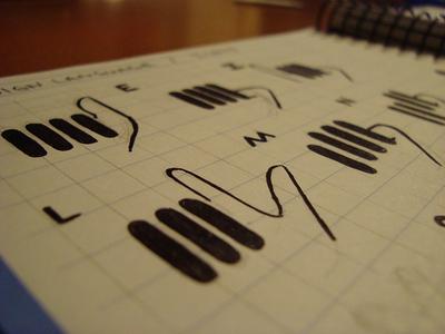 ASL Alphabet Icons