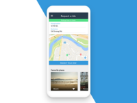 Ride-Sharing App