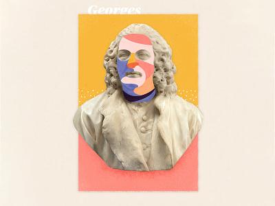 Georges illustration portfolio design