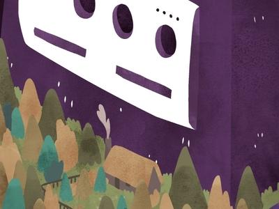 GameCube monolith
