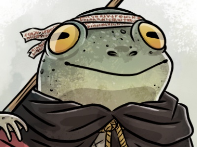 Gorrus character art
