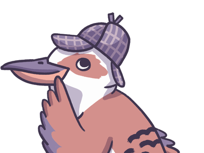Cluey Kookaburra