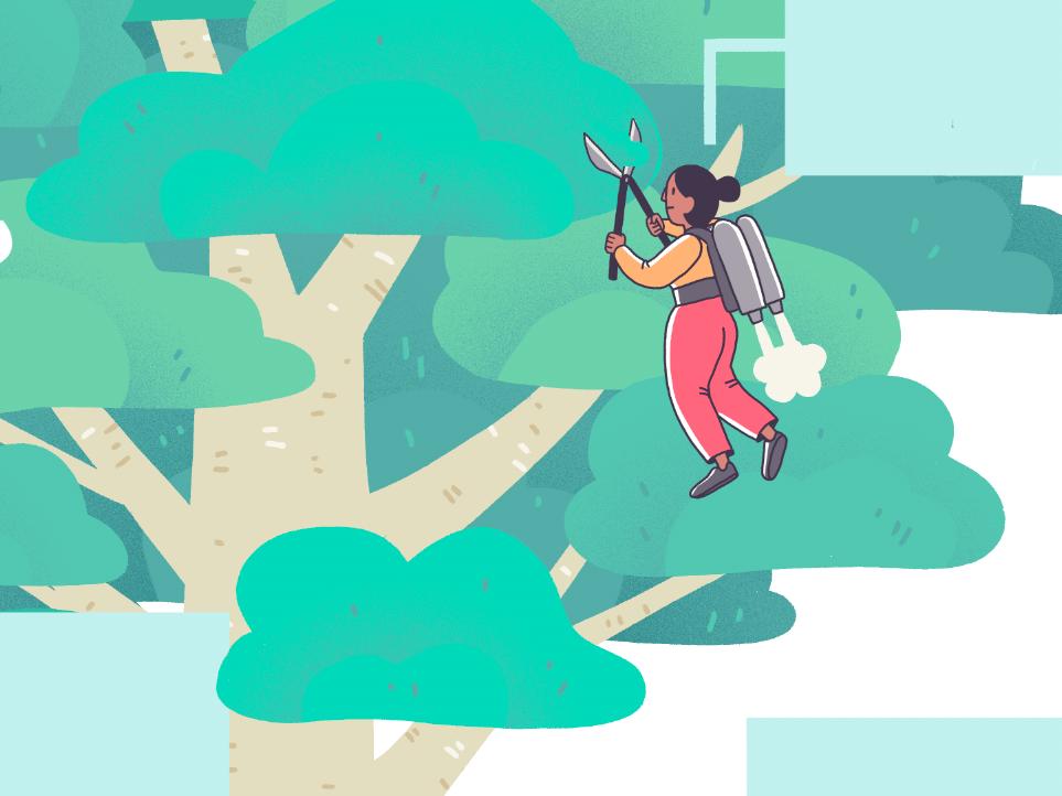 Arborist (work in progress) adventure cintiq colouring fantasy cartoon illustration