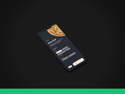 Pizza Ordering App ordering pizza order delivery pizza app uiux ux design ui