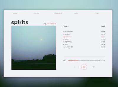 lofi Website Design