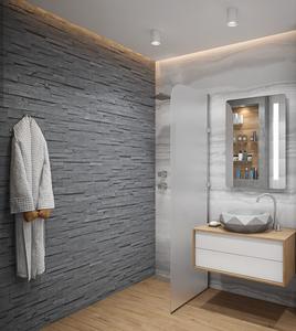 Bathroom, 3d rendering