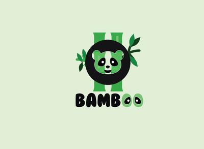 bamboo panda logo {challenge no 3}