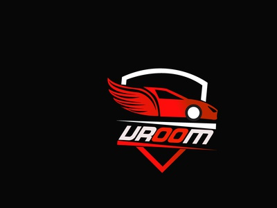 vroom car logo