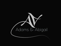 Adams & Abigail word mark logo
