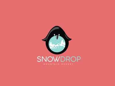 SNOW DROP MOUNAIN RESORT LOGO