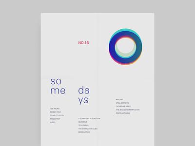 somedays cover-art minimal 8tracks music mixtape album art grid print
