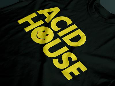 ACIEEED house acid acid graphics music rave t-shirt tshirt