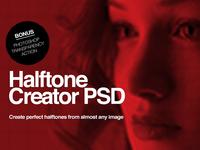 Halftone maker