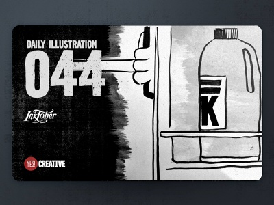 Daily Illustration 44 - Inktober Cruel cruel process inktober2018 inktober ink illustrator illustration happy handdrawn habit digitalpainting dailychallenge creative brushpen artwork artdaily
