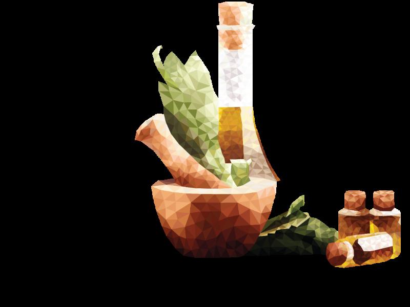 Work in Progress - Poly Art Kitchen vector graphics food graphic design polyart