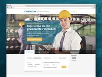 Business Funding Landingpage
