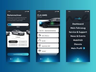 Mercedes me app