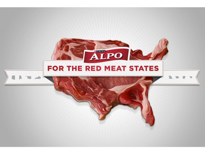 Red Meat States