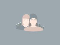 Girls couple