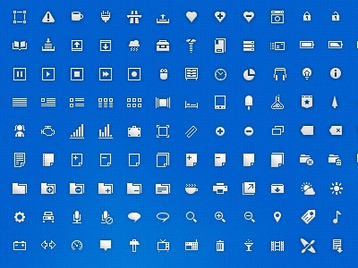Iconset - free psd psd freebie icons 16s ui