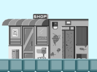 Homie The Game - Shop design indiedev pixels aseprite pixelartist digitalart pixelart