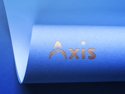 Axis - Daily Logo Challenge // Day 1