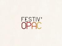 Festiv'OPAC Logo Idea