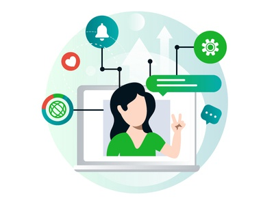 Icon for consulting website