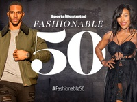 Sports Illustrated's Fashionable 50