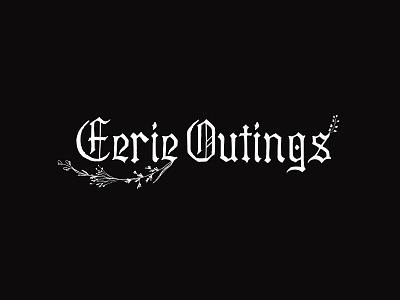 Eerie Outings Logo logo