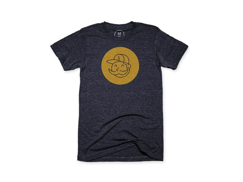 Dribbble brewer shirt