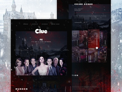 Clue (Mocktober Challenge)