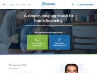 Loanwise home