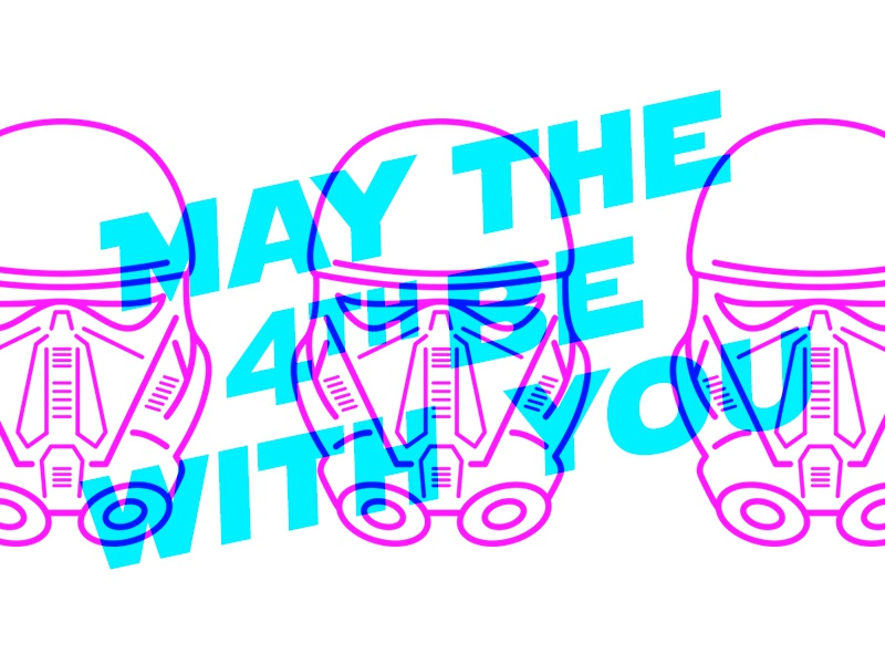 May the 4th Be With You death troopers may the 4th star wars day star wars
