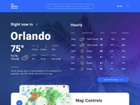 Theweatherchannel website