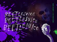 Mocktober Topic Reveal — Beetlejuice