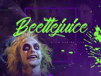 Mocktober beetlejuice 2017