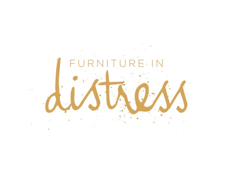 Furniture In Distress furniture logo