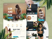 Cocoa Beach Website