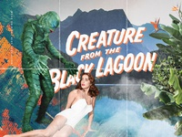 Mocktober Topic Reveal — Creature from the Black Lagoon