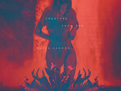Creature from the Black Lagoon (Modern Dark Twist)
