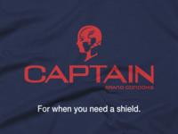 Trojan Man x Captain America
