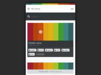 Colus - Experimental app