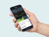 Mobile banking - Budget tools