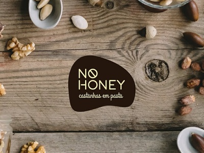 No Honey nuts logo